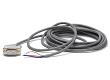 Interface cable, AFG/AFTI (Tornado) to PLC