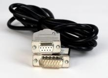 Interface cable BFG (15 pin M) to RS232 (9-pin F)
