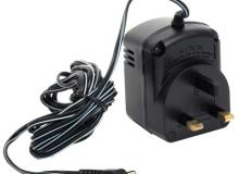 230 Volt, 3 square pins charger/adaptor for digital force & torque gauges