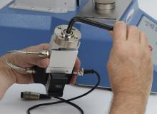 fitting QC loadcell plate to ILC-S