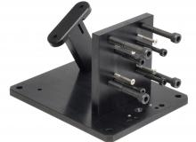 bench mounting stand for static torque transducer