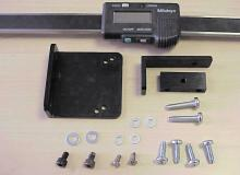 432-162 Digital height scale and bracket set for LCP