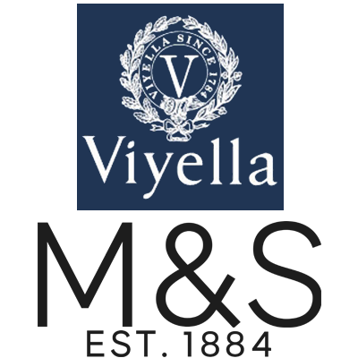 Viyella for M&S logo
