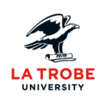Logotipo de la Universidad La Trobe