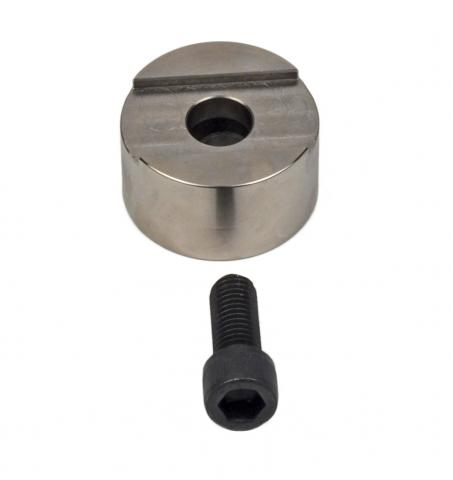 QC loadcell mounting plate and bolt, type F, M12