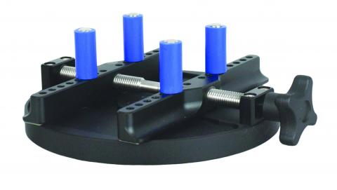 lower torque fixing plate, 4-peg
