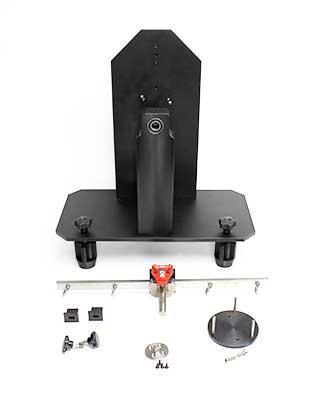 432-621 Orbis Tornado-II Vortex calibration check rig components