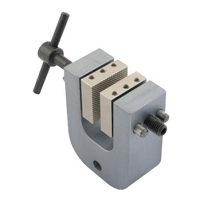 Medium Single-action Vice Grip, 2.5 kN, 10 mm capacity, pair (without jaws), QC fitting, web version