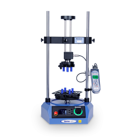 Vortex-dv motorised torque test stand with Advanced Force Torque Indicator