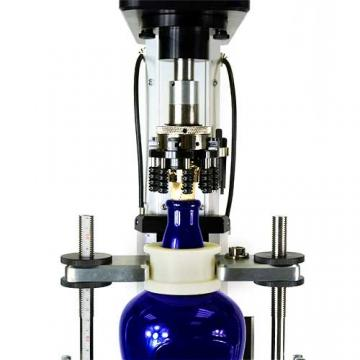 CombiCork-i extraction test on Cognac bottle stopper