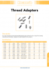 Thread Adapters DS-1128-02-L00