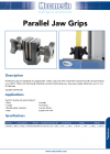 Parallel Jaw Grips