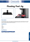 Floating Peel Jig