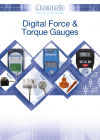 Digital Force & Torque Gauges (AFG, BFG, CFG, AFTI) brochure (PDF)