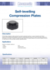 Self-levelling Compression Plates DS-1009-02-L00