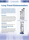 Mecmesin Long Travel Extensometers (PDF)