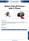 Button Pull-off Fixture with 3 Plates