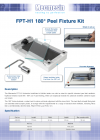 FPT-H1 180 Degree Peel Fixture