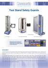 Test Stand Safety Guards