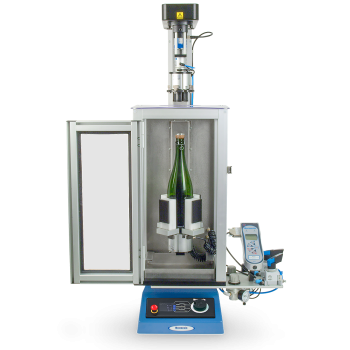 CombiCork dedicated torque cork extraction tester for sparkling wines and champagne