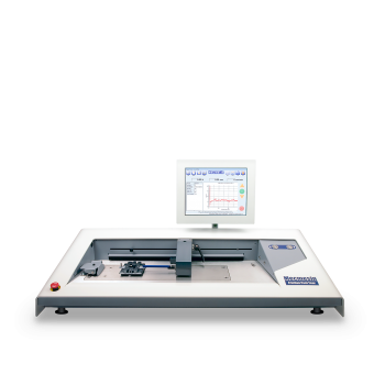Product image of FPT-H1-xt automated friction, peel and tear force testing system with integrated console