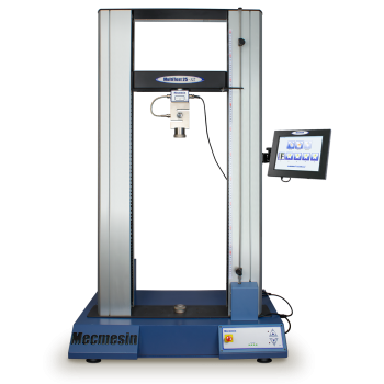 Product image of MultiTest 25-xt high capacity twin-column force testing system with integrated console