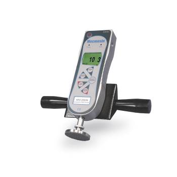 Advanced Digital Force gauge with manual handling kit accessories