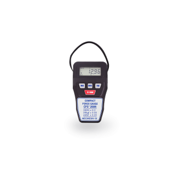 Product image of Compact Force Gauge (CFG+) handheld force measurement instrument by Mecmesin