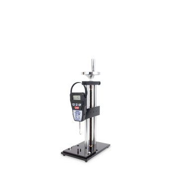 Mecmesin ValueTest-D manual wheel test stand with CFG product photo