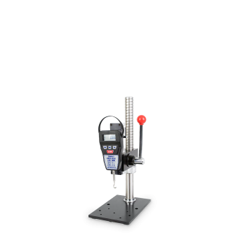 Mecmesin ValueTest-L manual wheel test stand with CFG product photo